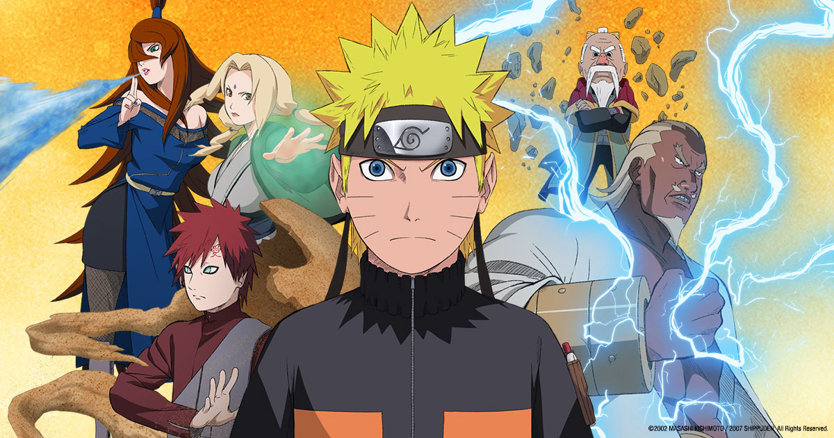It's time for another action-packed set of NARUTO SHIPPUDEN! Uncut DVD ...