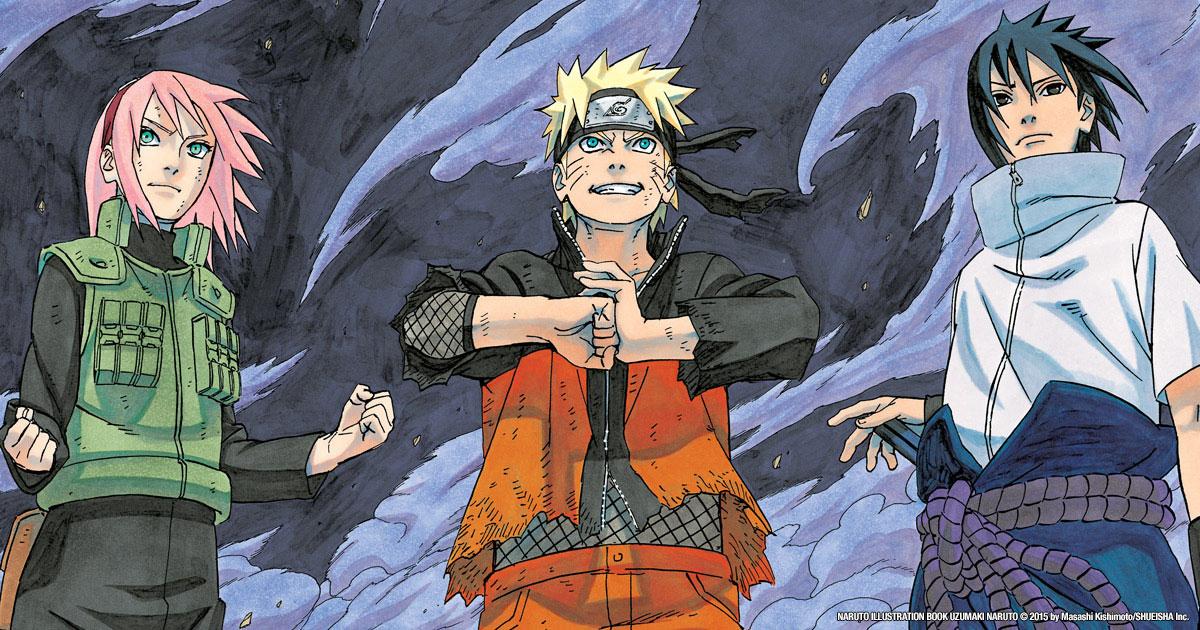 Blog / Naruto Forum Roundup 6/5/16 // VIZ
