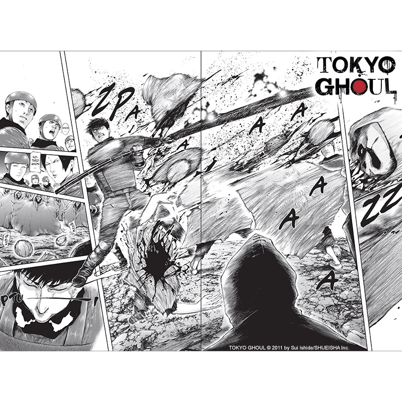 Blog / Tokyo Ghoul Vol. 7 Out Now