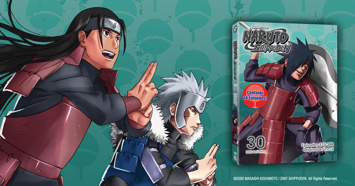 Naruto Shippuden Episode 365 English Dubbed Facebook