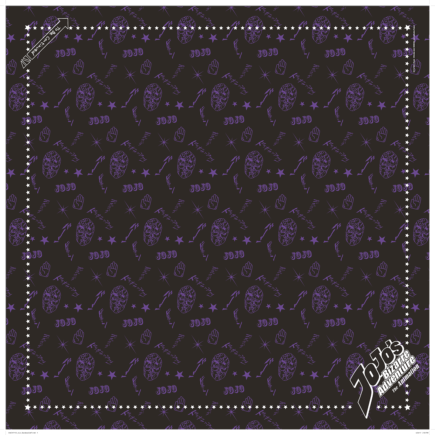 Jojo Rs Gwp Bandanna Set1