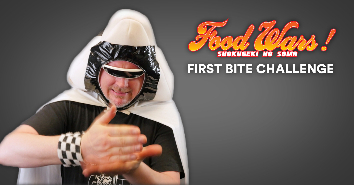 Foodwars firstbite thumbnail
