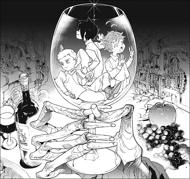 Promised Neverland006