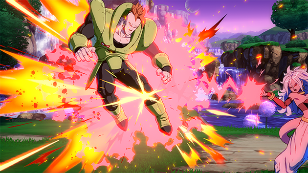 Dragon Ball Fighter Z08