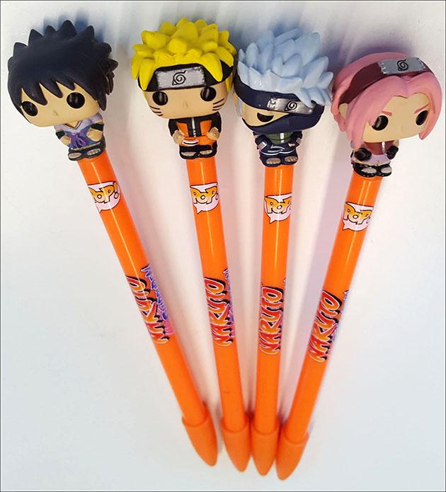 Naruto Pens