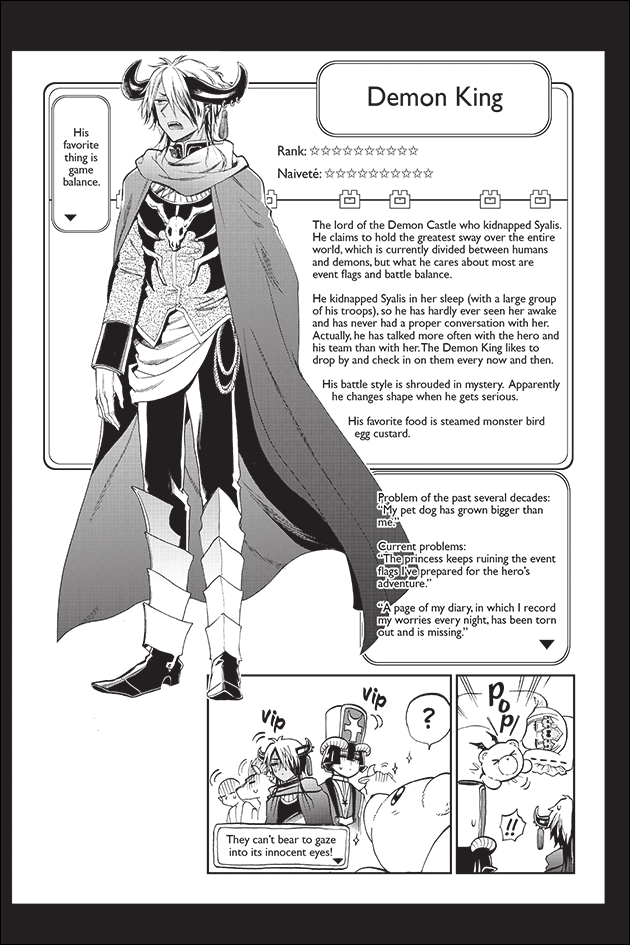 Demon King Page