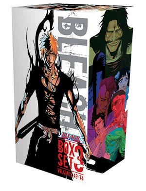 Bleach Box Set03 3 D