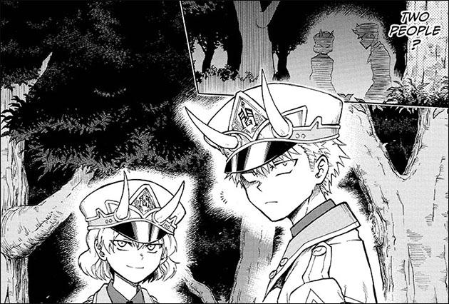 Hell Warden Higuma