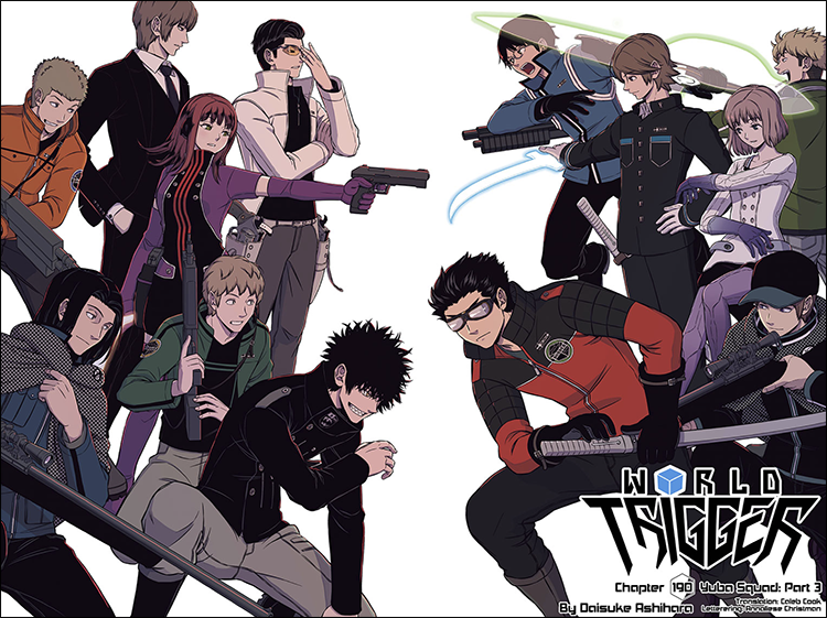 World Trigger190