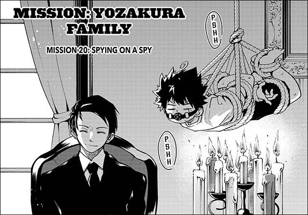 Mission Yozakura
