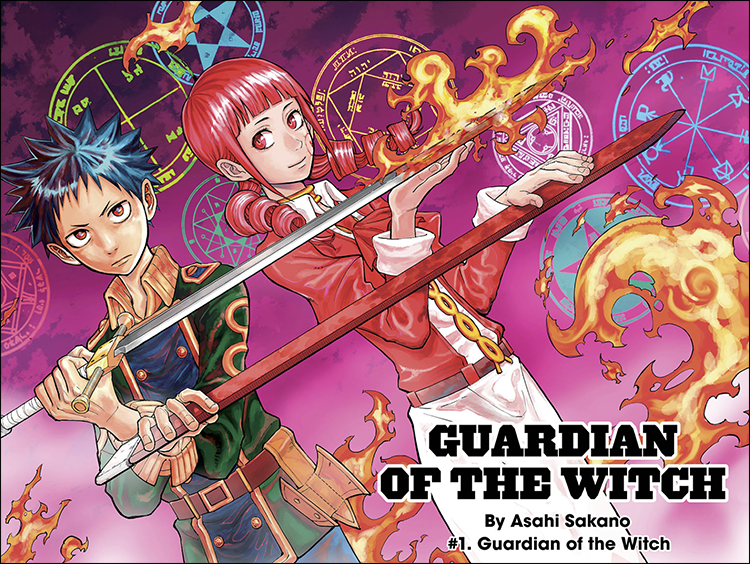 Guardian Of The Witch C