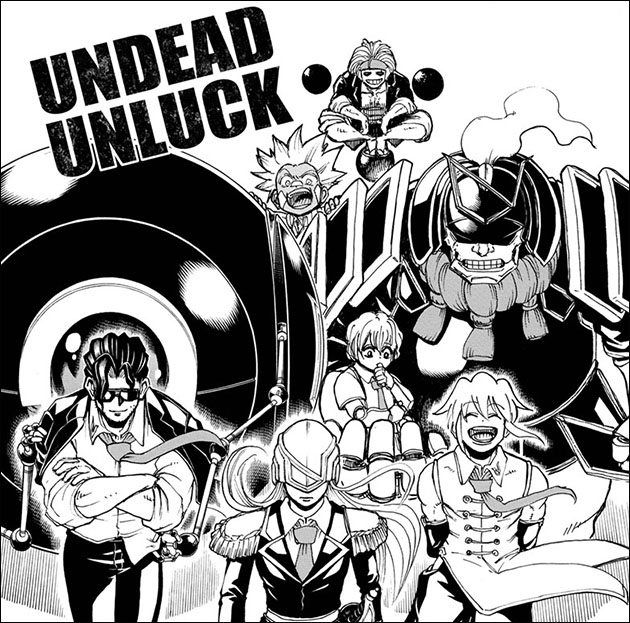 Undeadunluck