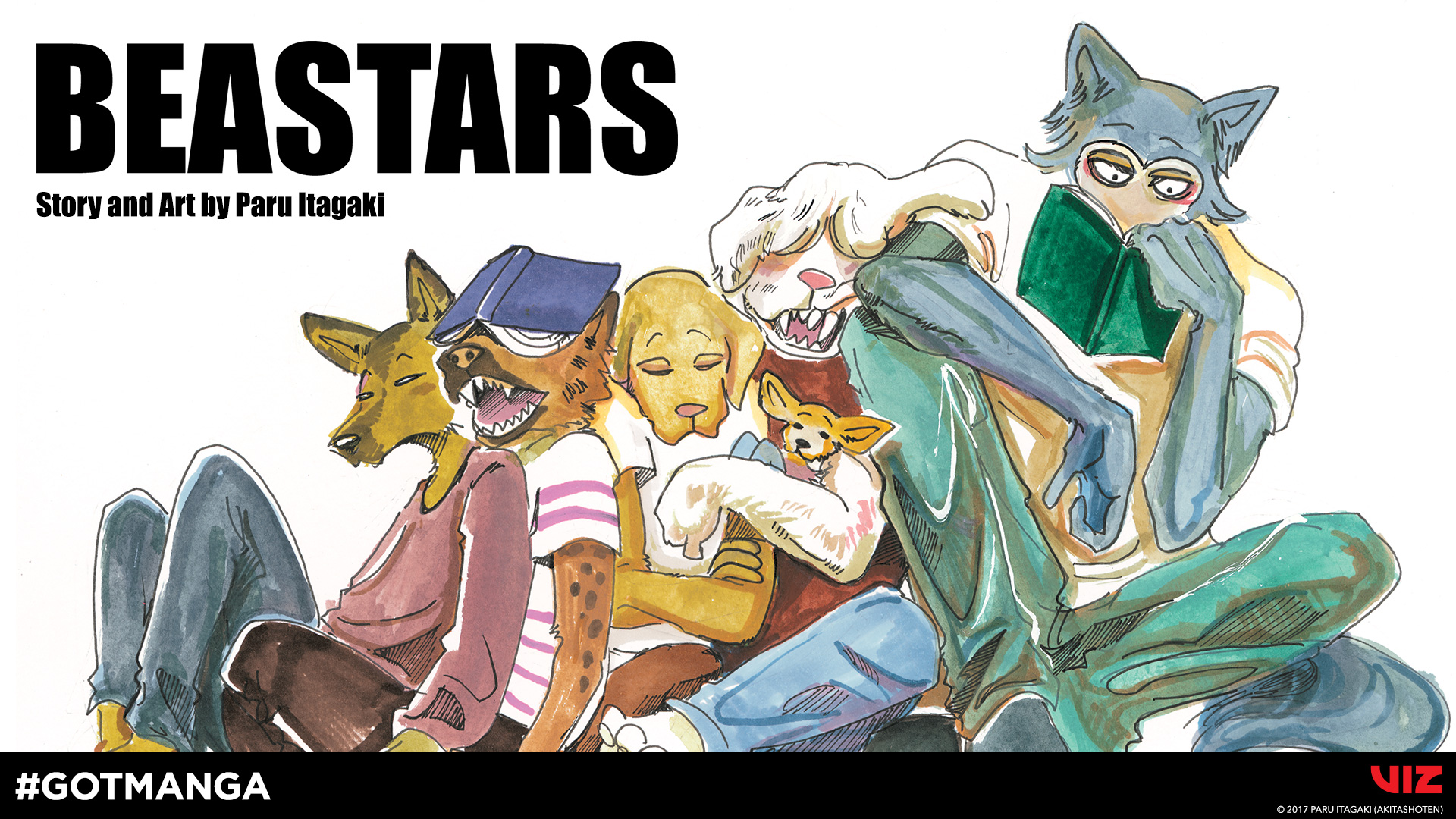 Beastars Wallpaper Desktop 1920x1080