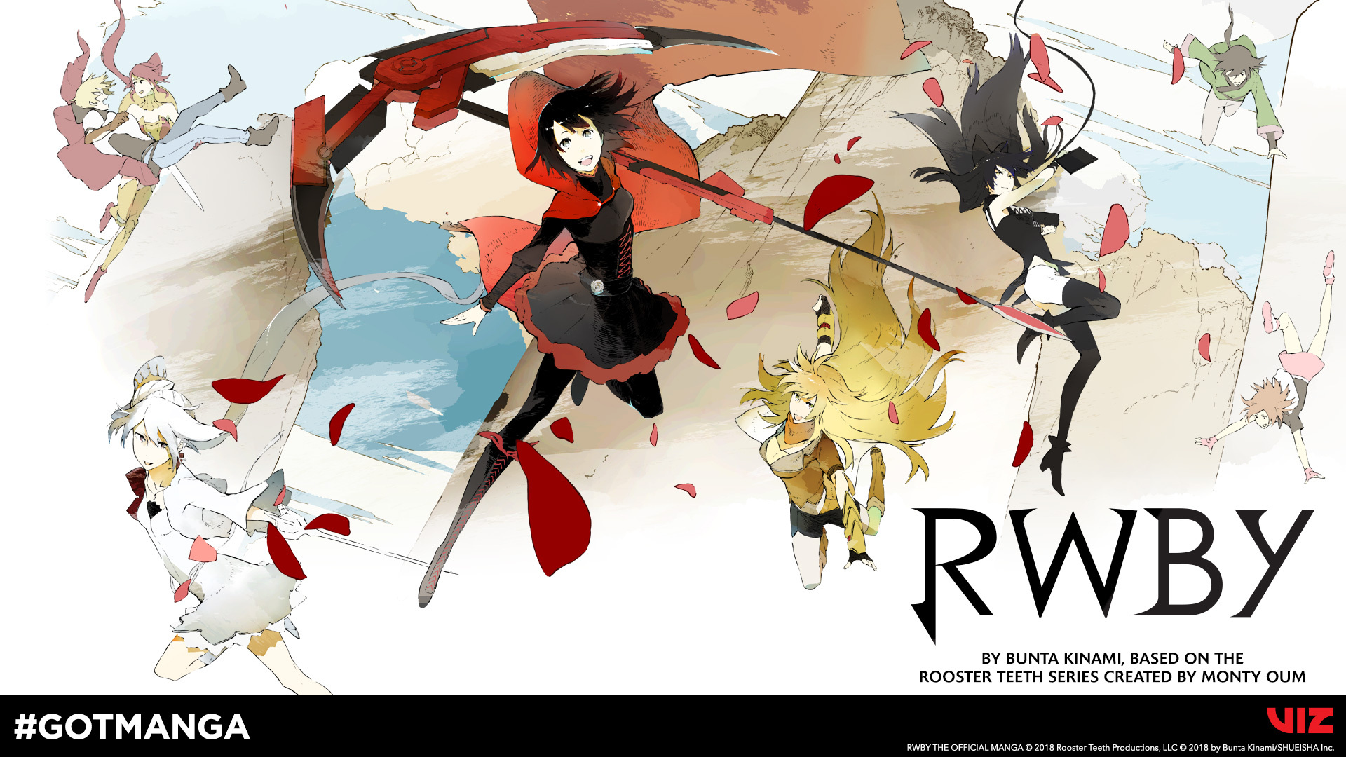 Rwby Wallpaper Desktop 1920x1080 (1)