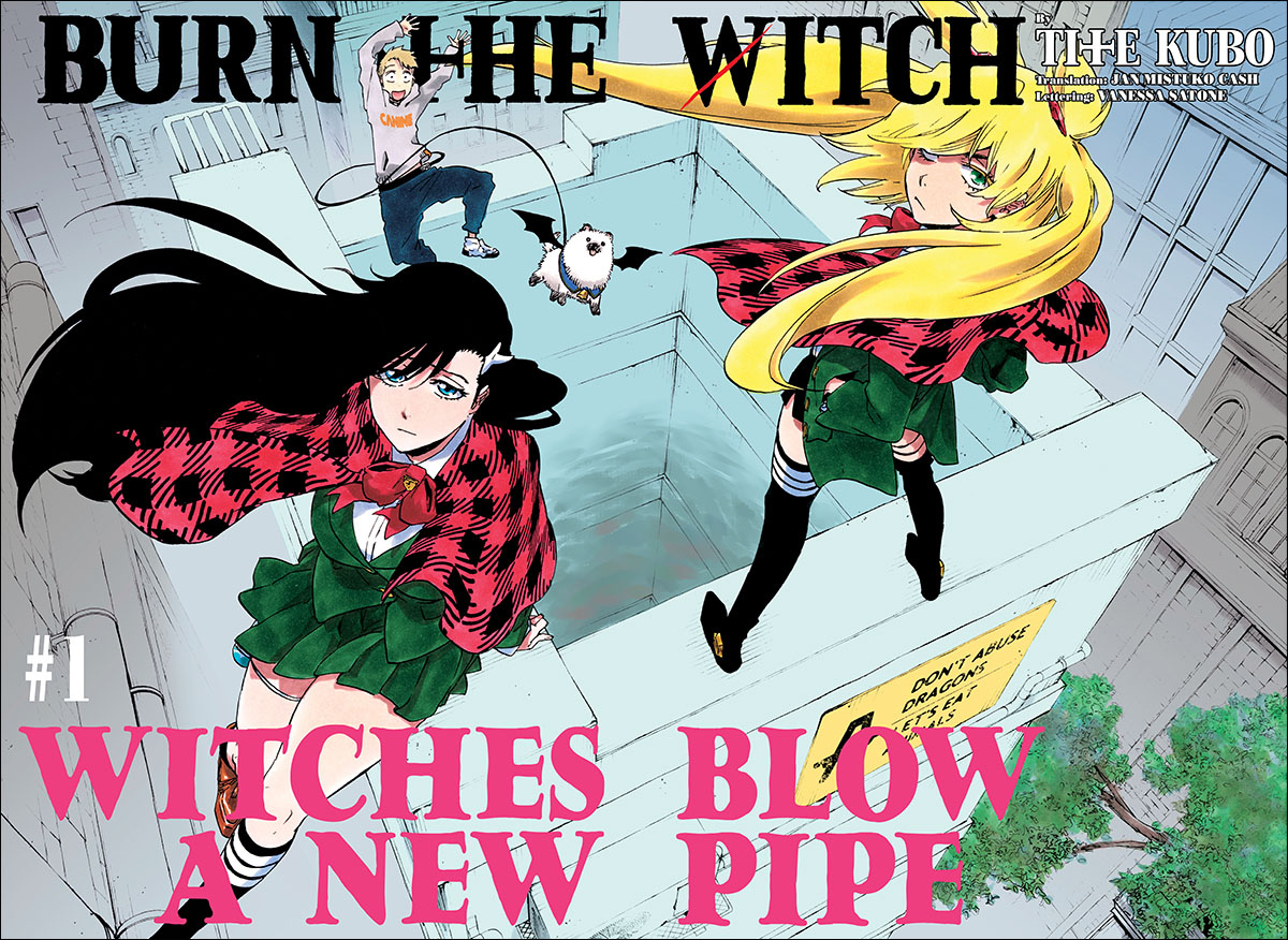 Burnthe Witch