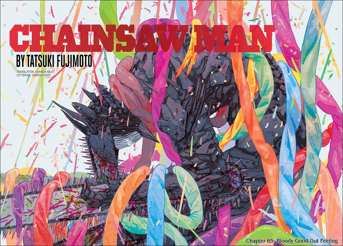 Chainsawman