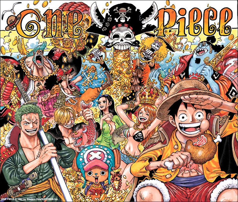 One Piece1000 Chapter Final
