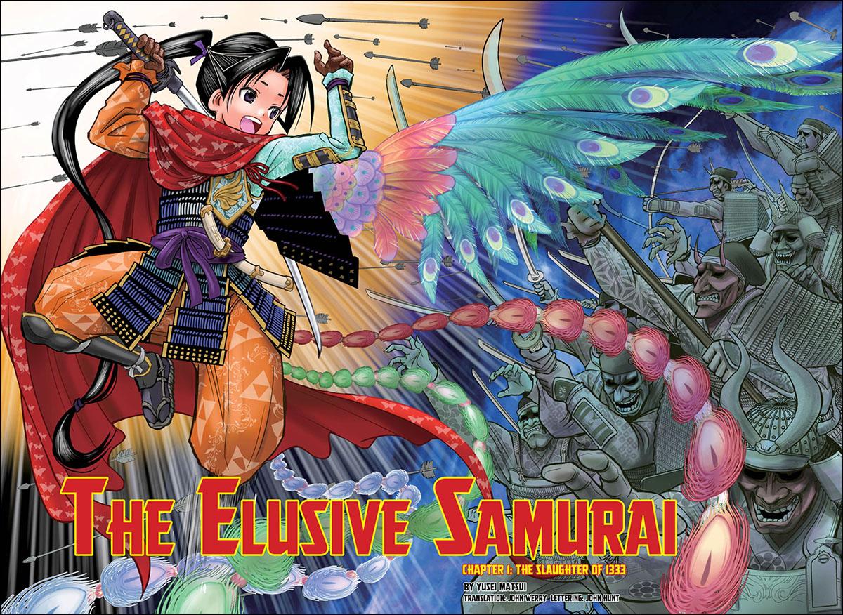 The Elusive Samurai