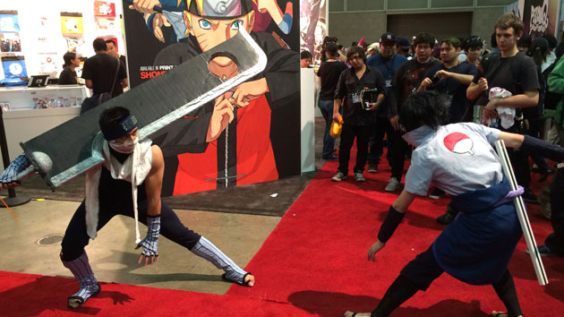 Anime Expo 2014 Cosplay