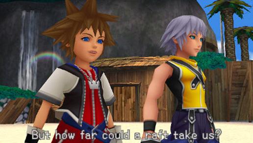 VIZ | Blog / VIDEO GAME: Kingdom Hearts 3D: Dream Drop