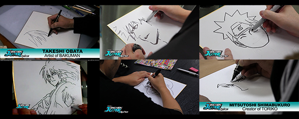 Sketch-videos
